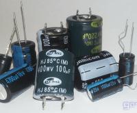 Конденсаторы электролитические неполярные
